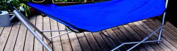 En bedre sommer med den mobile hængekøje