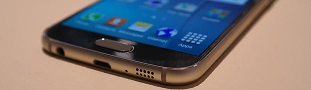 Samsung Galaxy S6 sendt retur efter en times brug