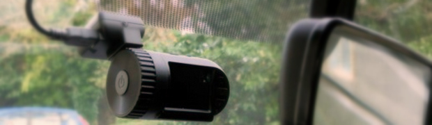 Dashcam i VW up