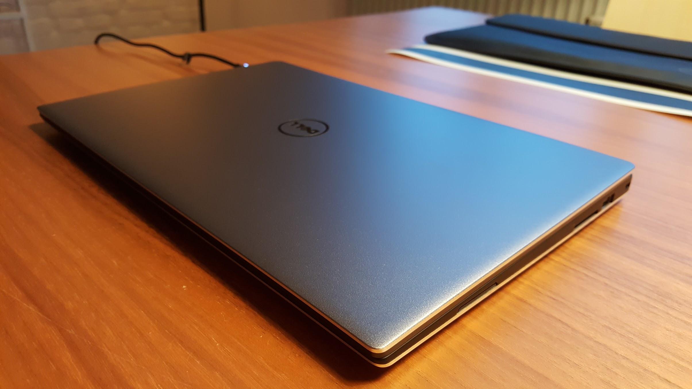 Anmeldelse af Dell XPS 13 Kaby Lake