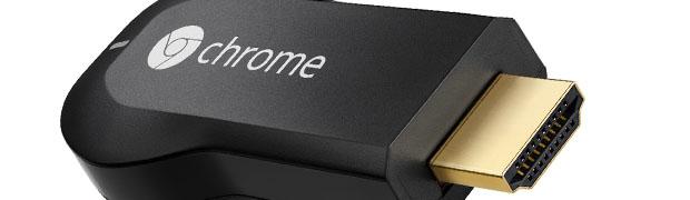 Alt om Google Chromecast