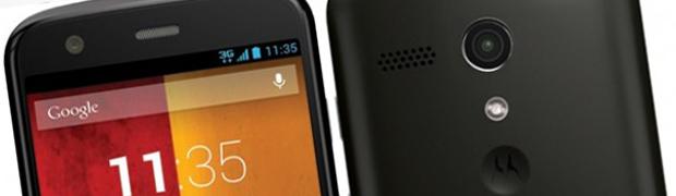 Ny budget mobil fra Motorola: Moto E